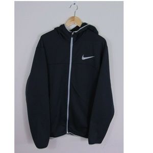Nike Performance Men's 2XL Black Hoodie Sweatshirt